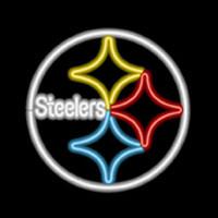 Pittsburgh Steelers Neon Sign Pittsburgh Steelers Neon