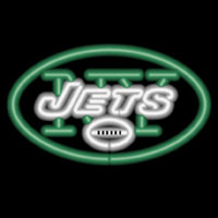 New York Jets Neon Signs
