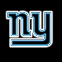 New York Giants Neon Signs