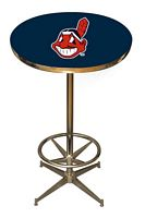 Cleveland Indians Pub Table