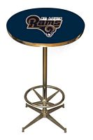 Los Angeles Rams Pub Table