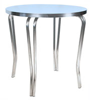 Diner Table Round