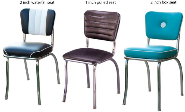 Diner Chair Seats