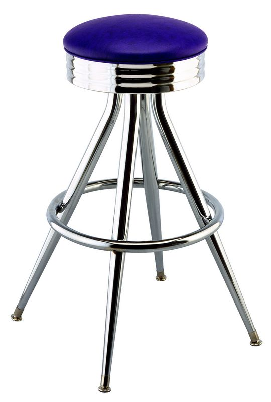 Deluxe retro bar stool stools and chairs