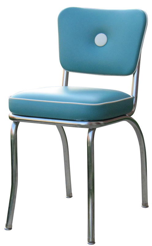 RSC Button Back Diner Chair