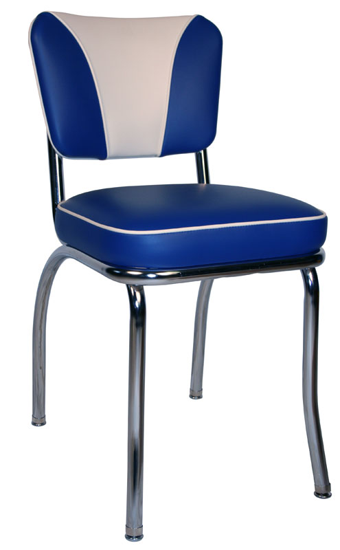 Wide V Diner Chair Barstoolsandchairs Com