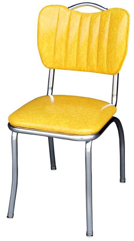 Diner Chairs Made In The Usa Custom Colors Available