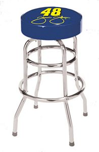 Jimmie Johnson Bar Stool