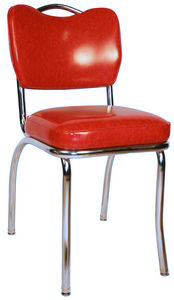 Handle Back Diner Chair