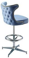 Tufted Cowboy Bar Stool