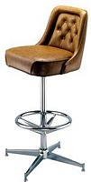 Archer's Pedestal Bar Stool