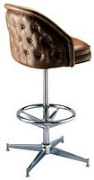 Jenny Pedestal Bar Stool