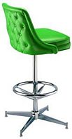 Wayne Pedestal Bar Stool