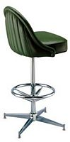Jill Pedestal Bar Stool