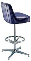 Esther Pedestal Bar Stool