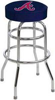Atlanta Braves Bar Stool