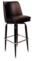 Bucket Bar Stool Black_1