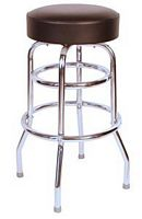 Black Bar Stool