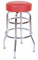 Red Bar Stool_1
