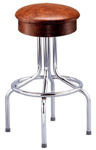 Tapered Spring Stool