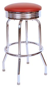 Wine Diner Bar Stool Ribbed