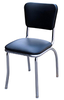 Diner Chair - Black