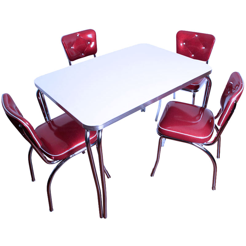 1950 S Table And Chair Set Top Selling And Made In Usa