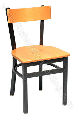 Slim Cafe Chair