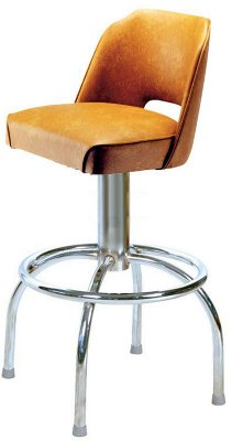 Cutout Bucket Roswell Stool
