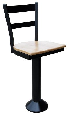 Classic Ladder Back Counter Stool