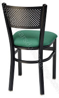 Mesh Back Cafe Chair