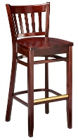 Custom Jailhouse Bar Stool