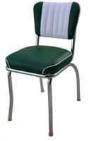 Green Diner Chair